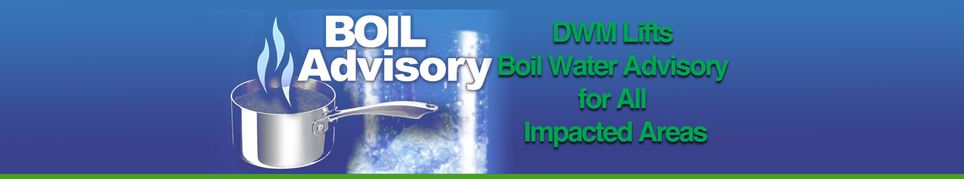 Atlantawatershed Org Boil Water Advisory Lifted