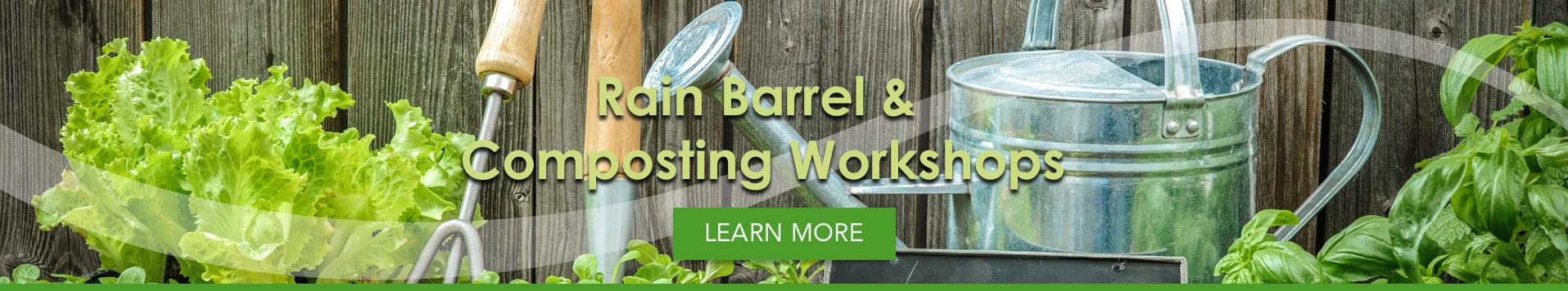 Composting and Rain Barrel Workshop
